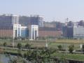 中国轻纺城创意园项目现场